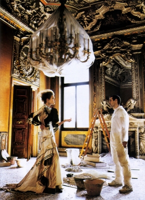 Photography by Mario Testino