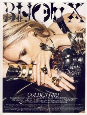 Paris Vogue golden 1