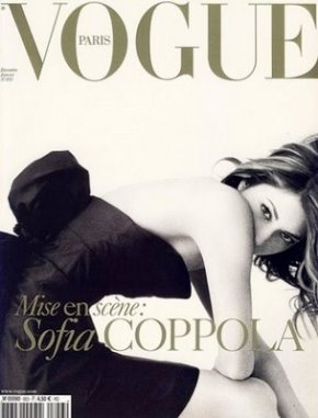 Vogue-France-Sofia-Coppola by Steven Meisel