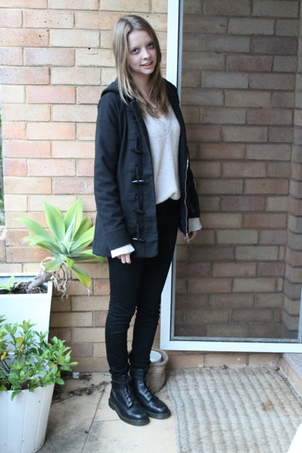dr martens 1460 outfit
