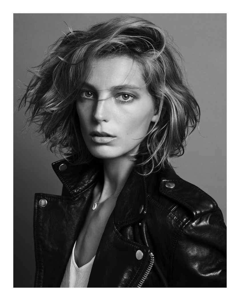 Daria by Inex & Vinoodh for Vogue Paris